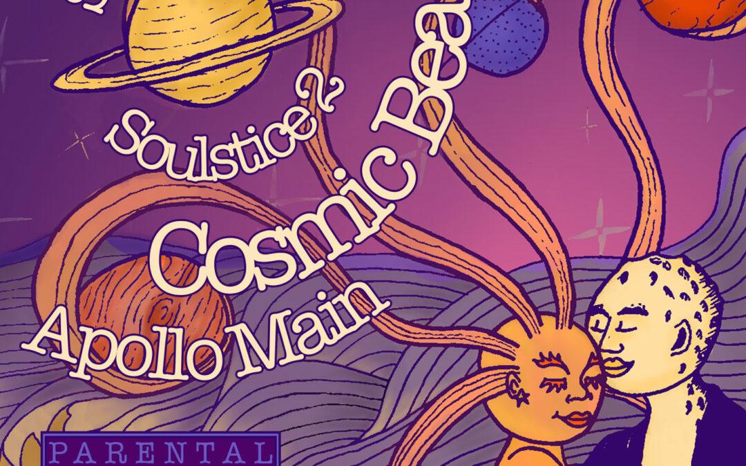 Summer Soulstice 2: Cosmic Beach