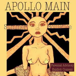 Summer Soulstice Album Cover