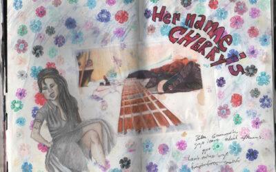 Collage Sketchbook: Page 11