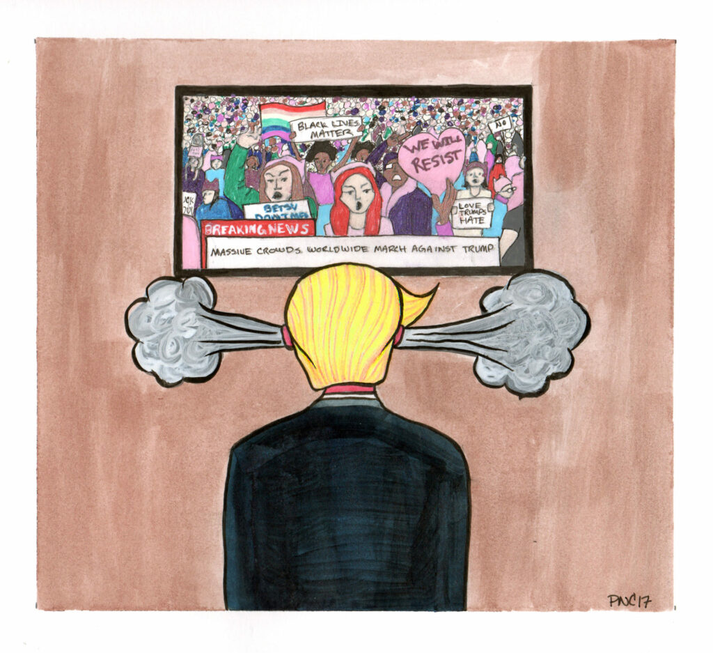 Trump's TV
