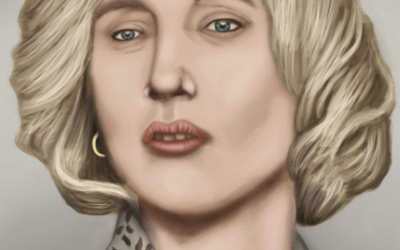 Portrait of Vera Farmiga